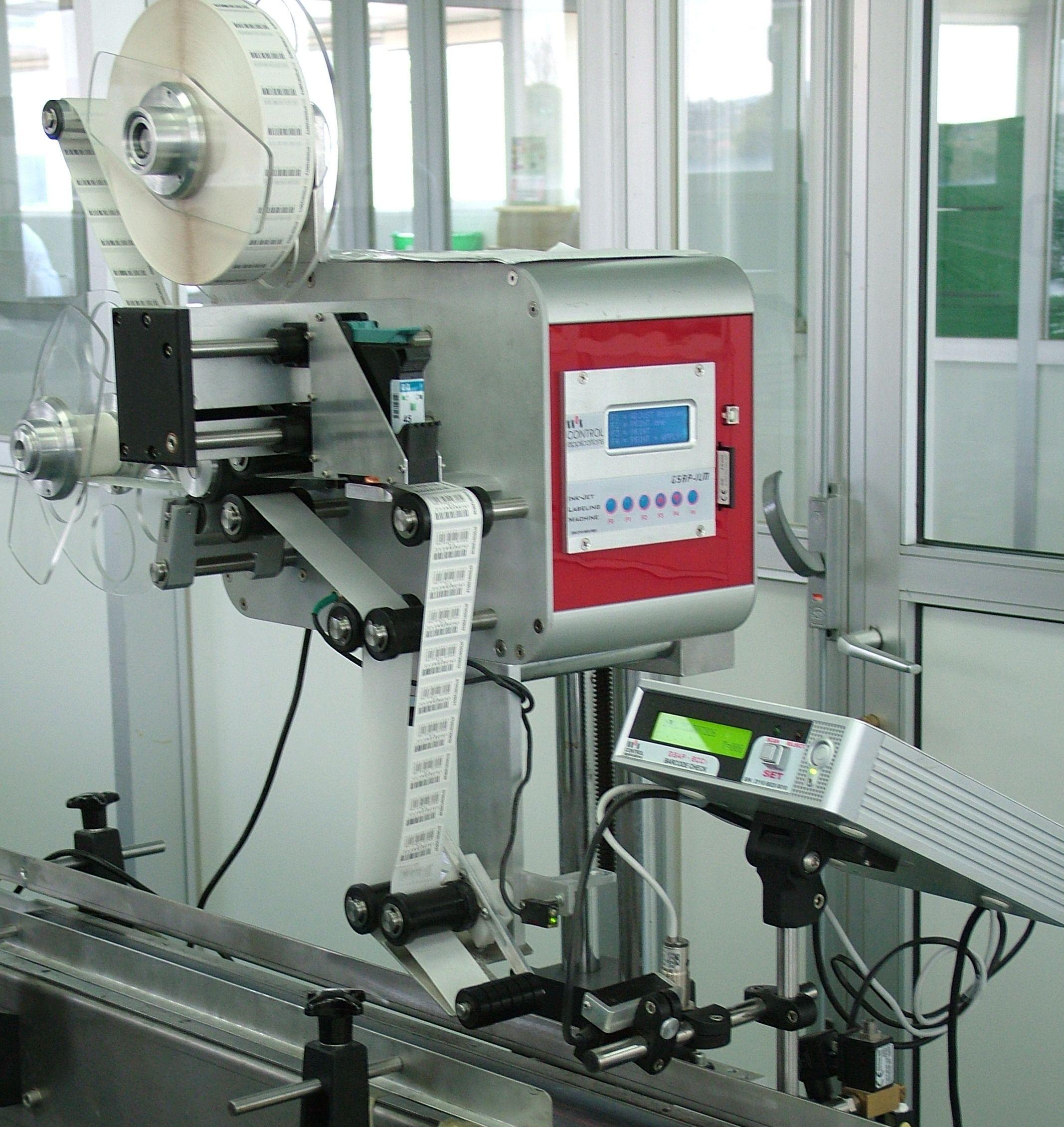 Custom printer – scanner
